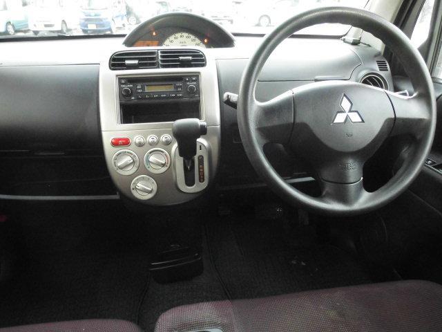 三菱 トッポ M 4WD シートヒーター ライトレベライザー