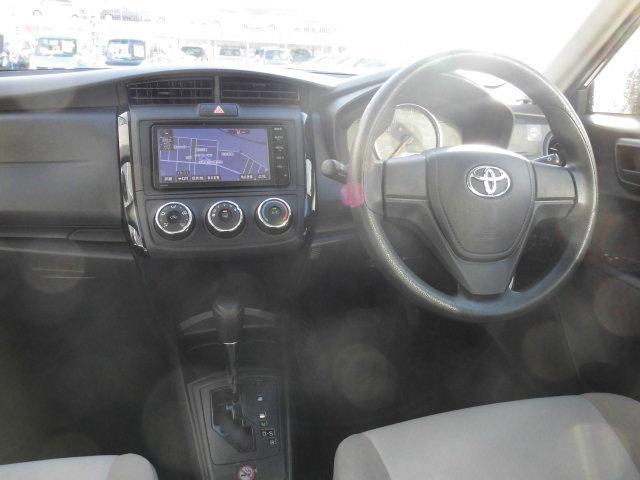トヨタ カローラアクシオ 1.5X 4WD 純正メモリーナビ バックカメラ 寒冷地仕様