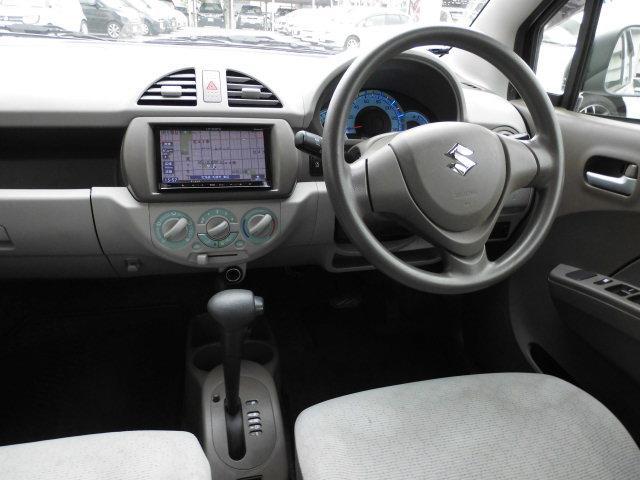 スズキ アルトエコ ECO-L 4WD アイドリングストップ メモリーナビ