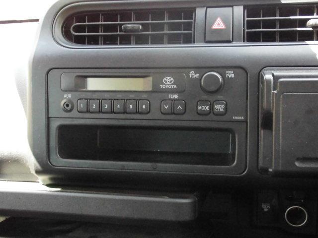DXコンフォート 4WD AMFMラジオ 横スベリ防止(8枚目)