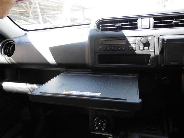 DXコンフォート 4WD AMFMラジオ 横スベリ防止(9枚目)