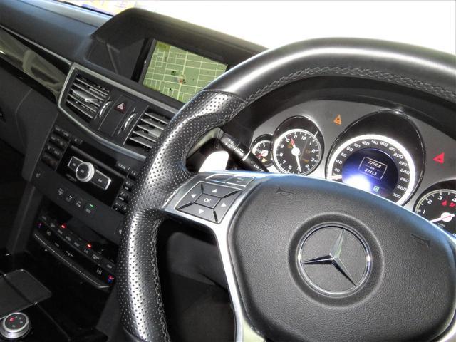E63 AMG V8 ツインターボ 純正HDDナビ フルセグ(14枚目)
