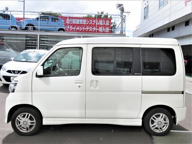 スローパー 4WD・純正CD・プライバシーガラス(2枚目)
