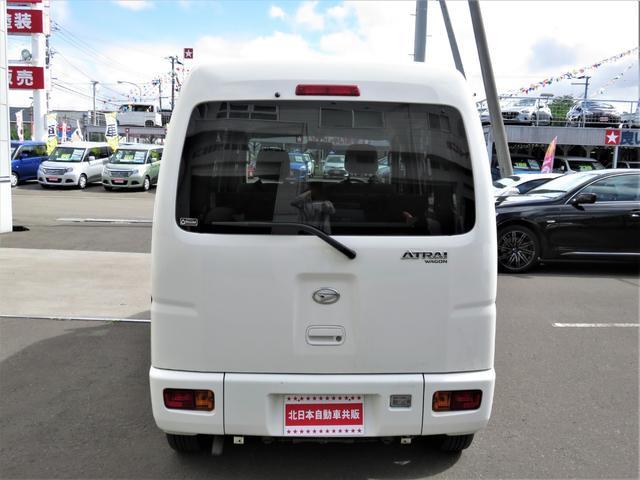 スローパー 4WD・純正CD・プライバシーガラス(4枚目)