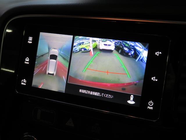 車体の4か所についたカメラから映像を瞬時に表示してくれるアラウンドビューモニター、死角の多いミニバンでも縦列駐車や狭地駐車、車庫入れがより安全かつスムーズに行えるようにサポートしてくれる優れモノです♪