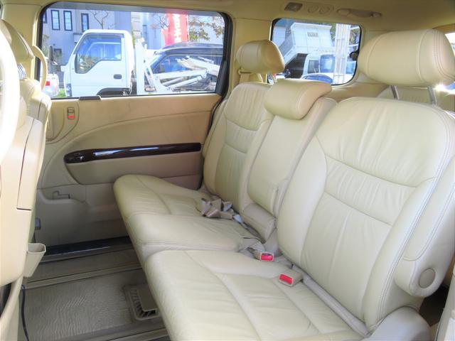 VXエアロパッケージ 4WD 後席モニター・Wパワスラ・ナビ・バックカメラ・エアロ・革シート・アルミホイール・ミニバン・8名乗り・エアコン・オーディオ付・DVD・クルーズコントロール・AT(26枚目)
