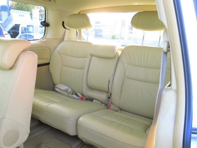 VXエアロパッケージ 4WD 後席モニター・Wパワスラ・ナビ・バックカメラ・エアロ・革シート・アルミホイール・ミニバン・8名乗り・エアコン・オーディオ付・DVD・クルーズコントロール・AT(27枚目)