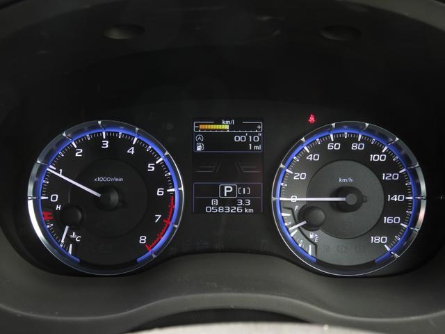 1.6GTアイサイト 4WD 衝突軽減ブレーキ・メモリーナビ・バックカメラ・横滑り防止・レーンモニタリング・レーダークルコン・ETC・アイドリングストップ・パドルシフト・スマートキー・プッシュスタート・SIドライブ・CVT(13枚目)