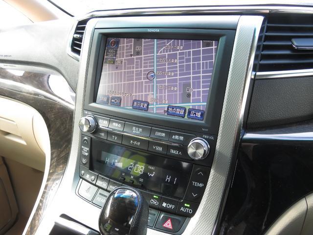 V 4WD 純正HDDナビ・地デジ・アラウンドビューモニター・DVD/CD/Bluetooth・Wパワスラ・パワーゲート・HIDライト・ビルトETC・クルコン・7人乗り・AFS・スマートキー・パワーシート(11枚目)