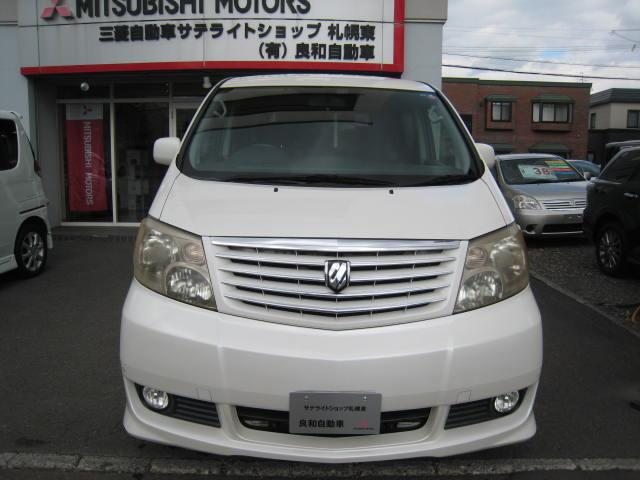 2.4AS 4WD ミニバン HID 禁煙車7人乗り(2枚目)