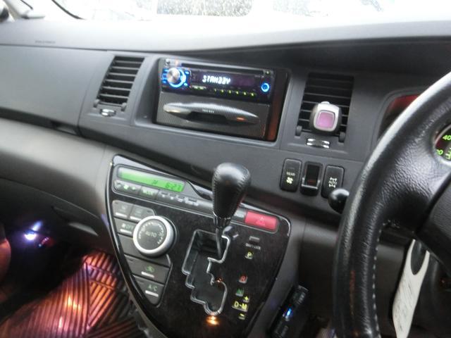 トヨタ アイシス プラタナ 4WD 左パワスラ 1年保証