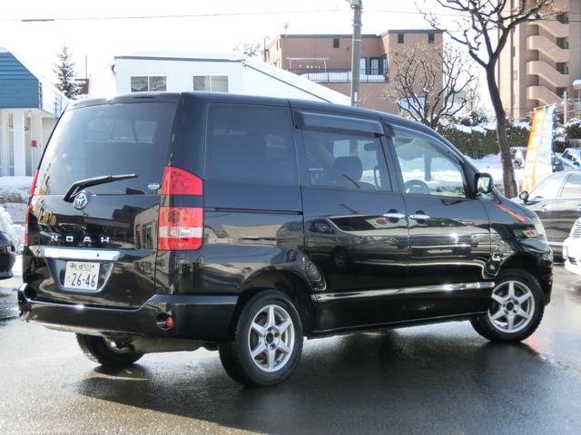 トヨタ ノア X ナビスペシャル 4WD