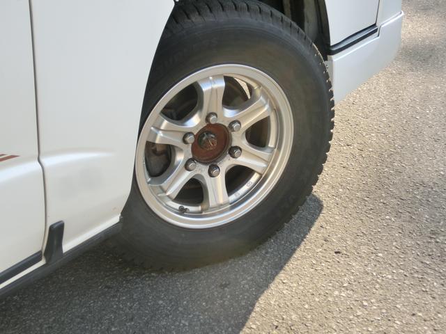 トヨタ レジアスエースバン ロングワイドスーパーGL 4型フェイス LEDヘッドライト