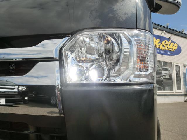 ロングスーパーGL4WD 4型仕様 Fリップ LEDライト(7枚目)