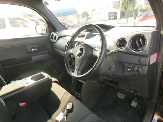 ダイハツ クー CX-リミテッド 4WDスマートキー  ナビ