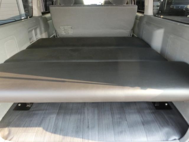 トヨタ レジアスエースバン スーパーGL 4WDディーゼルベッドキット