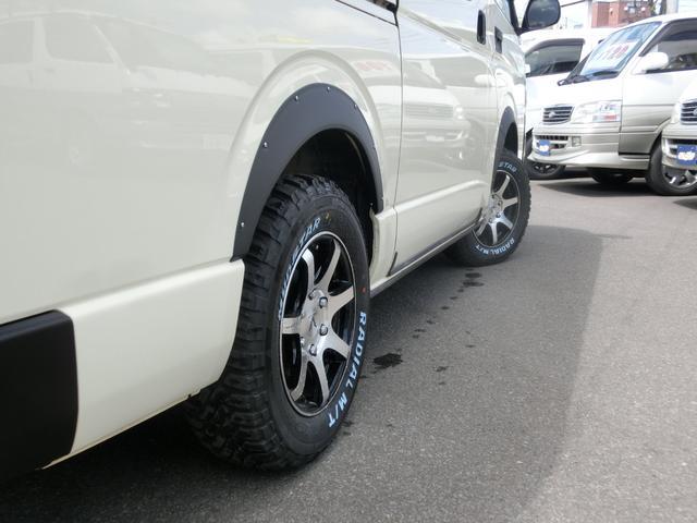 トヨタ ハイエースバン ロングDX 2.5DT 4WD ZEROフェイス リフトUP