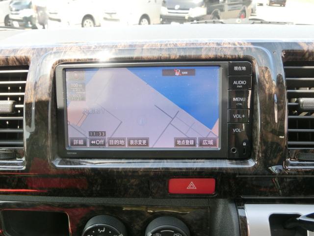トヨタ ハイエースバン ロングDX 5ドア 3.0D-T 4WD 4型 カミュラAW