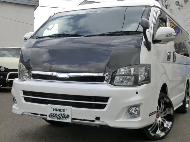 ワイド GL 4WD パワスラ クエルボ20 ナビBモニター(6枚目)