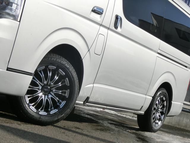 GL パワスラ 4WD 3型後期 バトルシップ ミラーモニタ(9枚目)