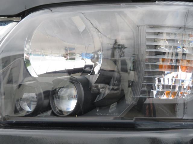 4型LEDフェイスはバレンティーブラックインナーヘッドライトを新品でチョイス!