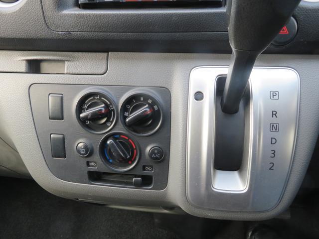 スーパーロングワイドDX 4ドアバン2.5DT DX スーパーロング EXパッケージワイドハイルーフ ディーゼル4WD(12枚目)