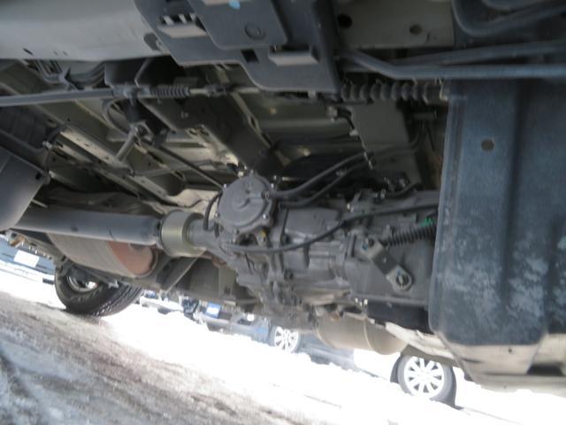 スーパーロングワイドDX 4ドアバン2.5DT DX スーパーロング EXパッケージワイドハイルーフ ディーゼル4WD(17枚目)