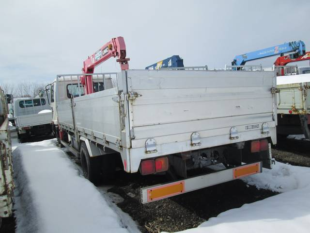 日産ディーゼル コンドル 2.35t 3段クレーン ラジコン フックイン