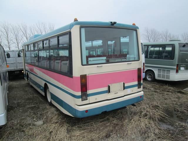 日産ディーゼル 日産ディーゼル スペースランナー 34乗 燃焼ヒーター付 バックカメラ バス