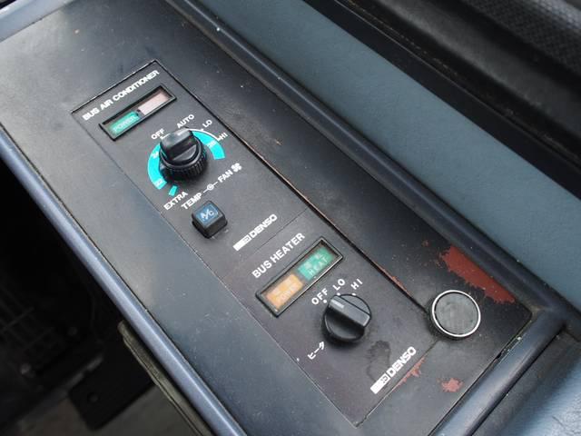 日野 ヒノレインボー 大型バス 46人乗り 自動ドア エアコン ヒーター付き