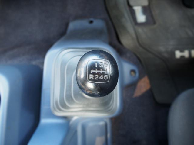 日野 レンジャー 4段フックイン ワイドロング 2.8t積 ETC クレーン付
