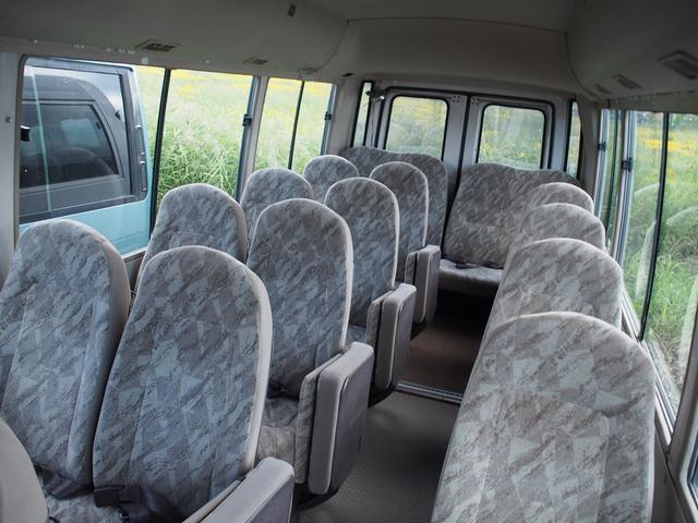 三菱ふそう ローザ 29人乗り バス 4WD  ETC バックモニター