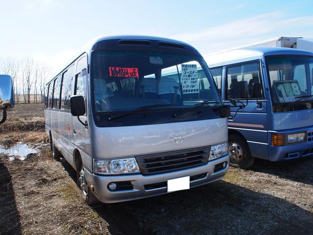 29人乗り バサーストヒーター 自動ドア ナビ バス(3枚目)
