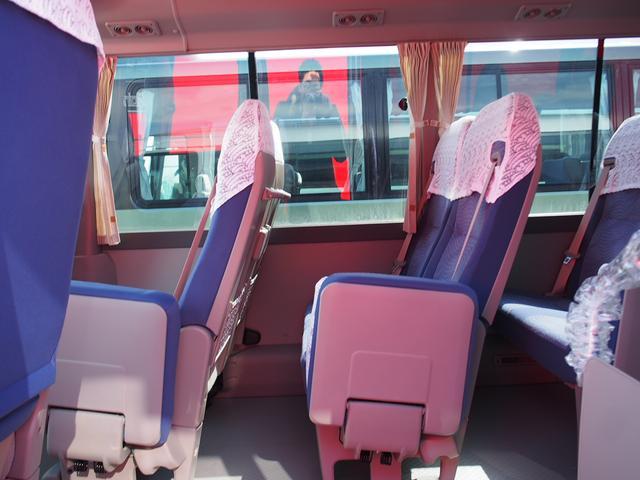 29人乗り バサーストヒーター 自動ドア ナビ バス(15枚目)