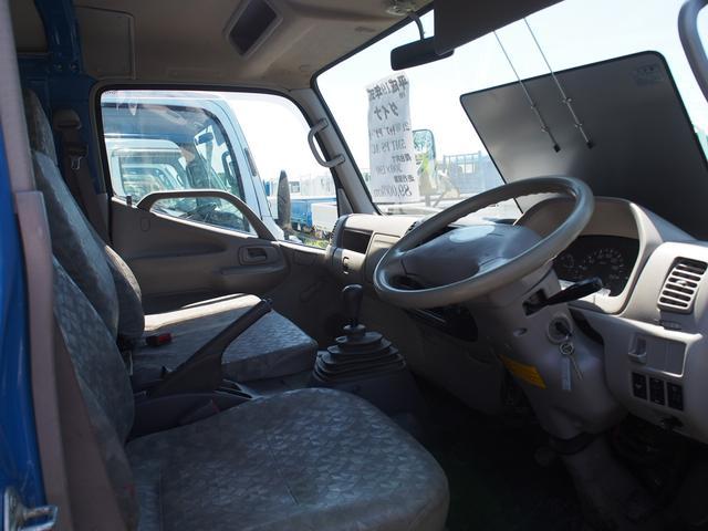 トヨタ ダイナトラック 2t Wキャブ Pゲート 平ボディ
