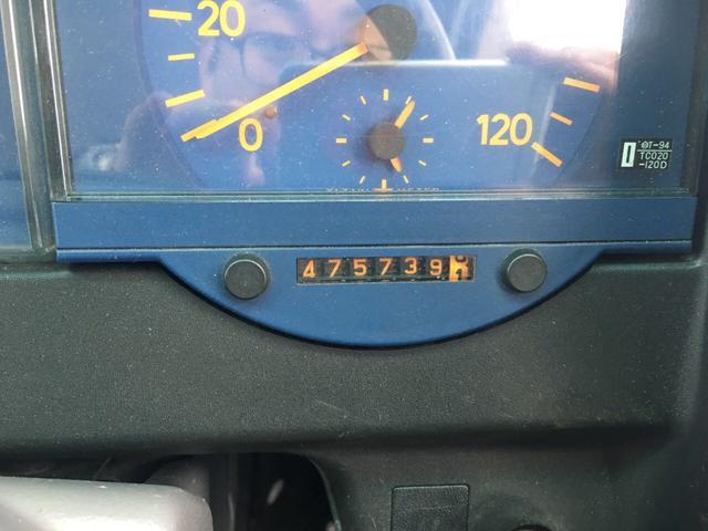 3.15t積 冷凍車 パネルバン(7枚目)