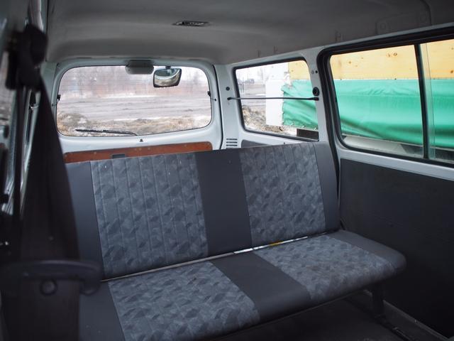 日産 バネットバン DX  ディーゼル 4WD