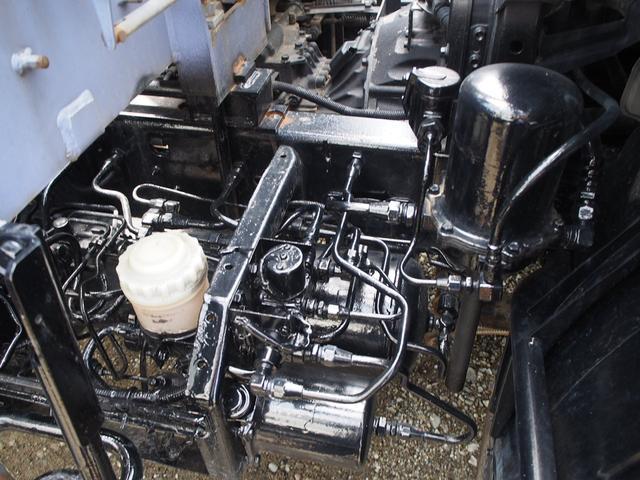 いすゞ フォワード 4段フックイン クレーン付
