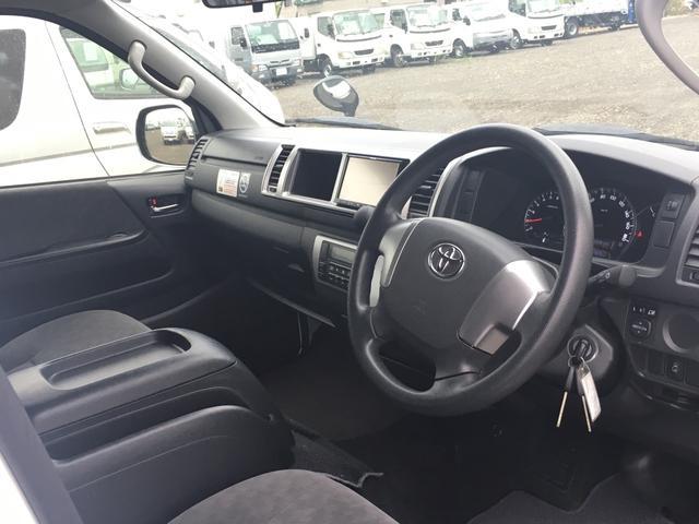 トヨタ ハイエースワゴン グランドキャビン 4WD ETC  ナビ バックカメラ