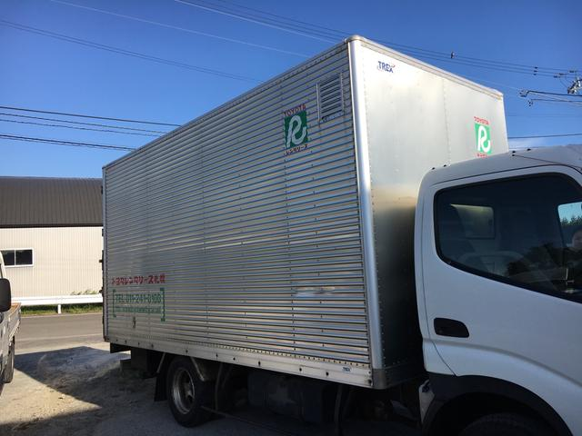 トヨタ ダイナトラック 2t積 パネルバン Pゲート