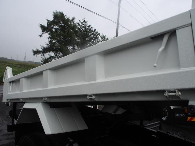 いすゞ フォワード 3.85t積 ダンプ 6MT 3方開