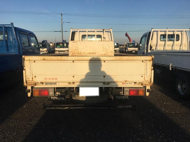 トヨタ ダイナトラック 2t積 ワイドロング 6MT フル装備 2WD