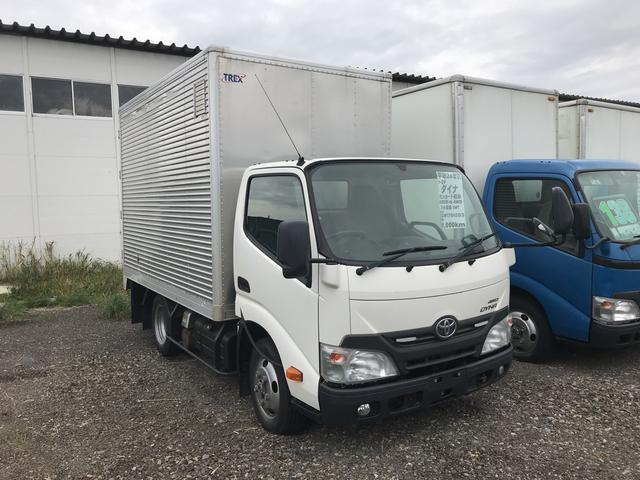 トヨタ ダイナトラック 4WD 2tショート パネルバン トラック エアコン 5MT
