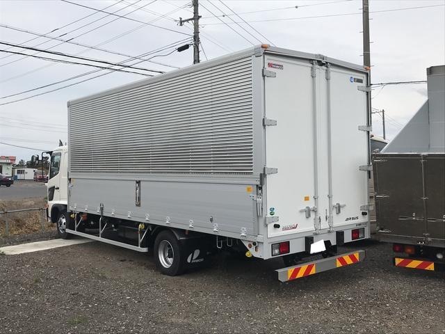 日野 レンジャー ウィング箱 2800kg積 フル装備 6MT