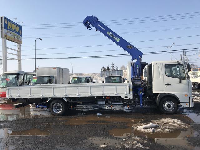 クレーン付 4350kg積 6段R/C 増トン ベット付(6枚目)