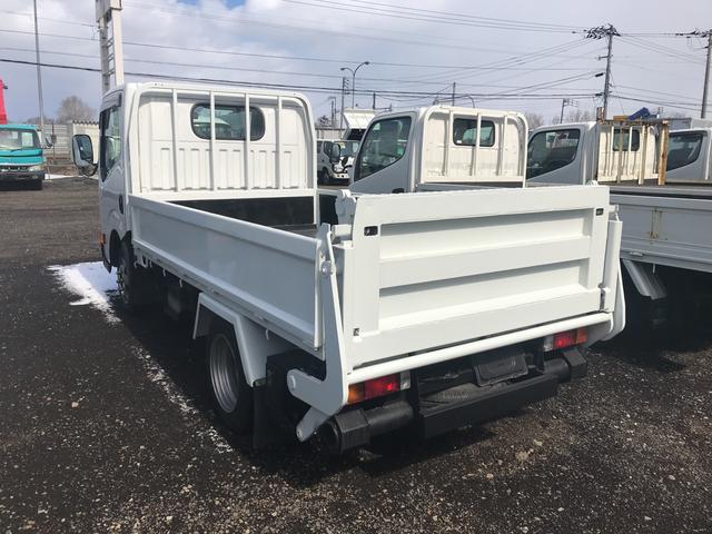 4WD 1.25t 平ボディ 5速MT フル装備 Pゲート(6枚目)
