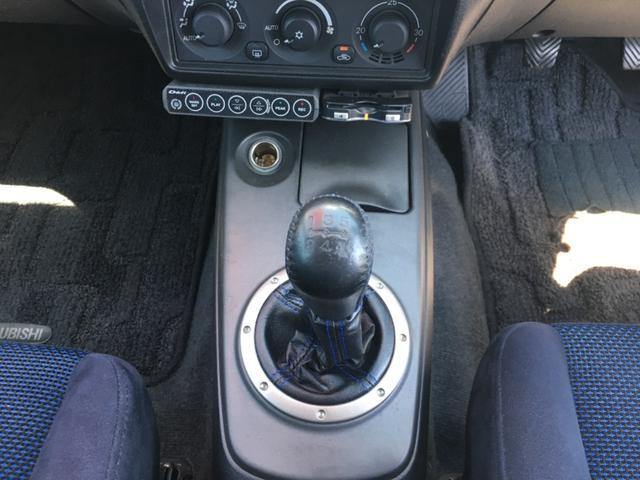 GSRエボリューションVII フルタイム 4WD(11枚目)