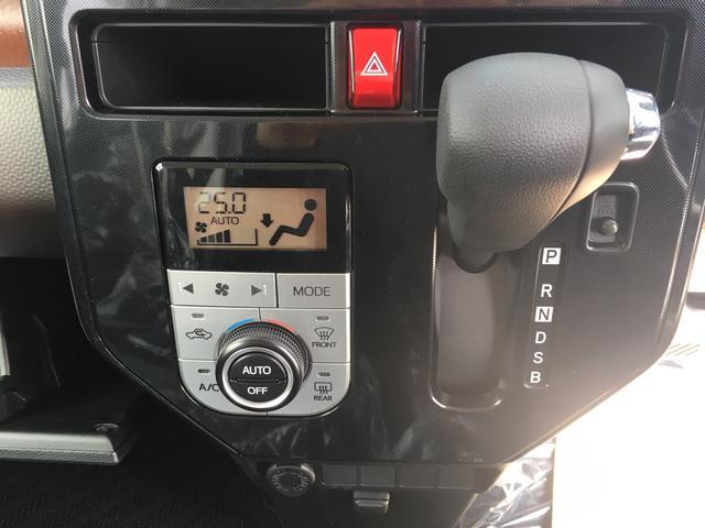 ダイハツ トール G SAII 4WD