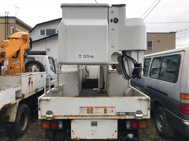 トラック AC MT 修復歴無 ETC 3名乗り 白(5枚目)
