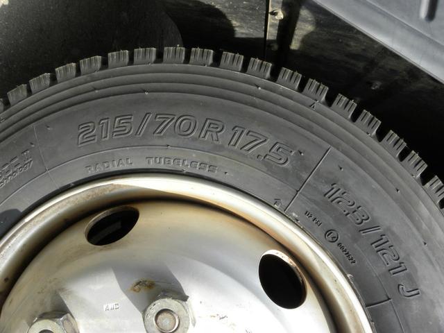 タダノ6段クレーン車ラジコン付 ゴンドラ 新品冬タイヤ(22枚目)
